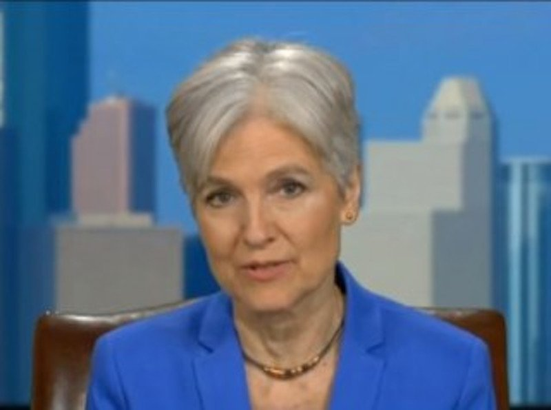 Jill Stein Now Can't 'Guarantee' Money Will Go to Recount, Changes $$$ Goal