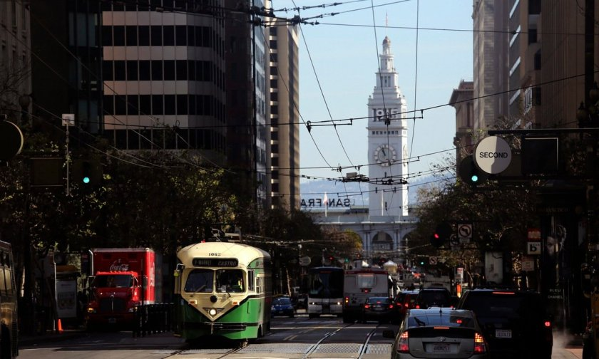 Passengers get free ride after San Francisco Muni hit by ransomeware attack #bitcoin