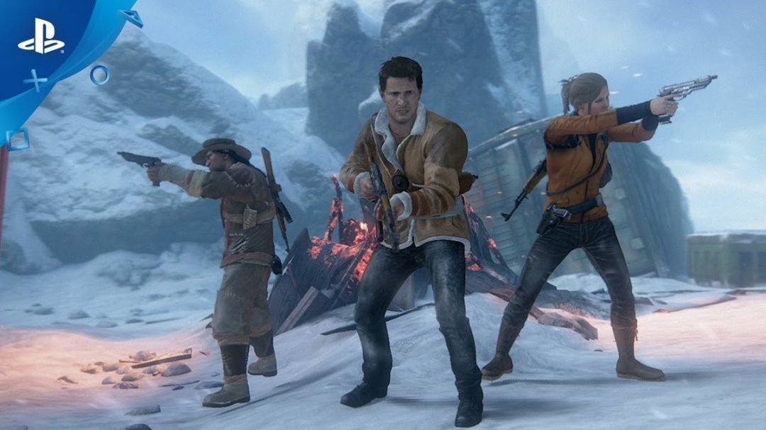 Uncharted 4: A Thief's End Survival Mode Launch Trailer