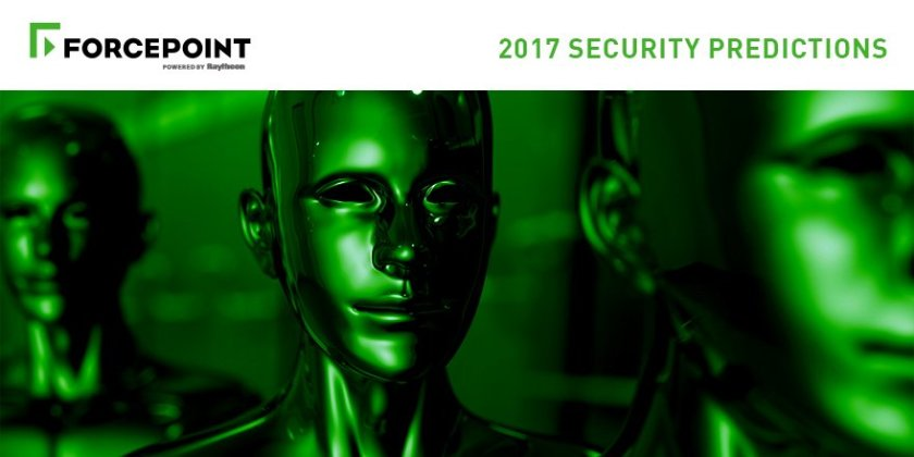 Will we see a rise of #AI and criminal machines in 2017?  #SecurityPredictions