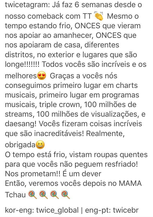 TWICE Brasil on Twitter: