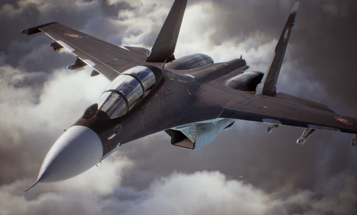 Ace Combat 7 Will Debut at PlayStation Experience With a Playable PlayStation #VR Demo
