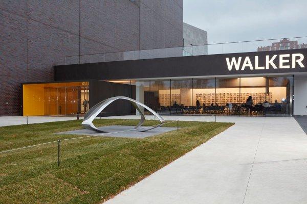 Walker Art Center Entrance