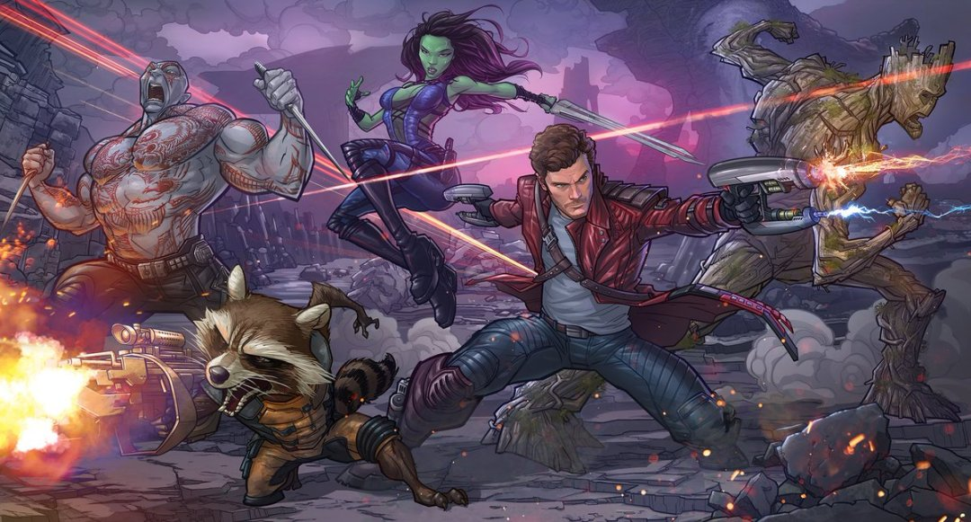 Marvel's Guardians of the Galaxy: The Telltale Series Announced