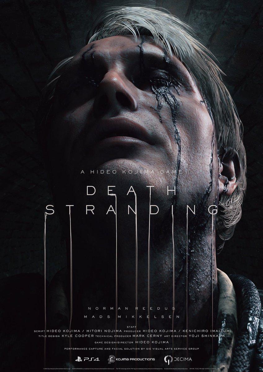 Death Stranding Teaser Trailer