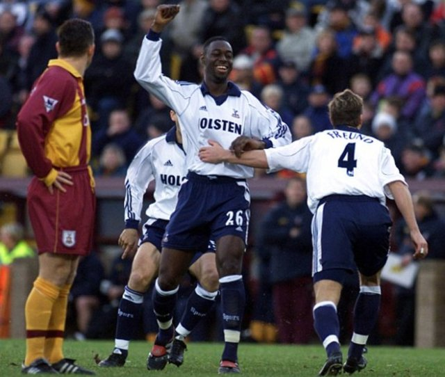 On This Day In 2000 Ledley King Scored The Fastest Goal In Premier League