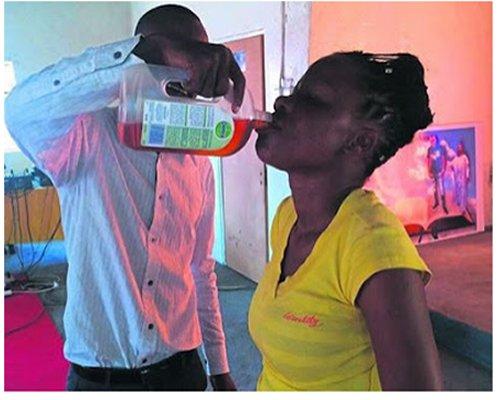 کورونا وائرس سے بچنےکیلیے ڈیٹول پینے والے 59 افراد ہلاک