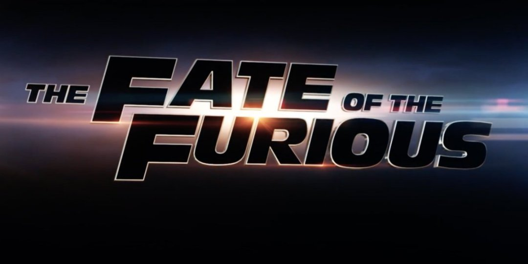 The Fate of the Furious logo