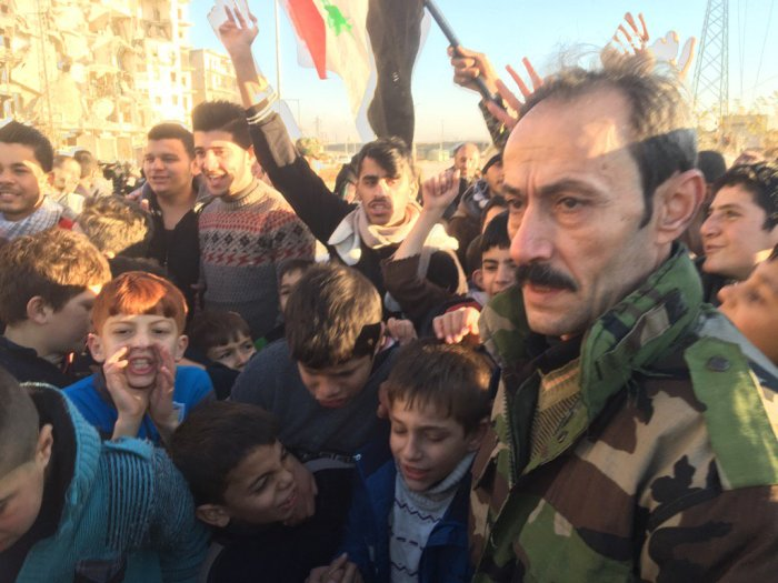 OBABA KILLS CHILD WITH BOMB IN DAMASCUS IN TERRORIST ACT BY HIS RODENTS!; SYRIAN YOUTH SPEAK OUT AGAINST TERRORISM!; ALEPPO EVACUATION ON HOLD AFTER TERRORISTS VIOLATE AGREEMENT; CAUGHT TRYING TO SMUGGLE AMERICAN CIA SPIES FROM CITY 4