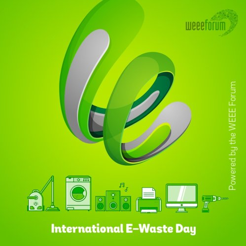 small resolution of  international e waste day will be held on 14 october 2019 to promote the correct disposal of e waste throughout the world