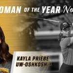 Uw Oshkosh Athletics On Twitter Uwogolf S Kayla Priebe Is Uw Oshkosh S Nominee For The 2019 Ncaa Woman Of The Year Award Priebe An Accounting Major Who Graduated In May With A 4 00 Gpa Earned