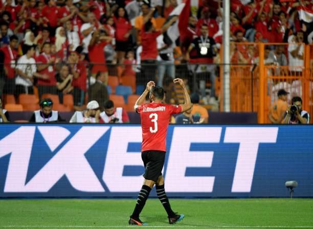 منتخب مصر يتأهل لدور الستة عشر ببطولة كأس الأمم الأفريقية 28