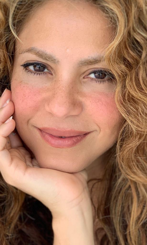 Por primera vez Shakira mostró su verdadero rostro: 'Estoy orgullosa' (Foto 2