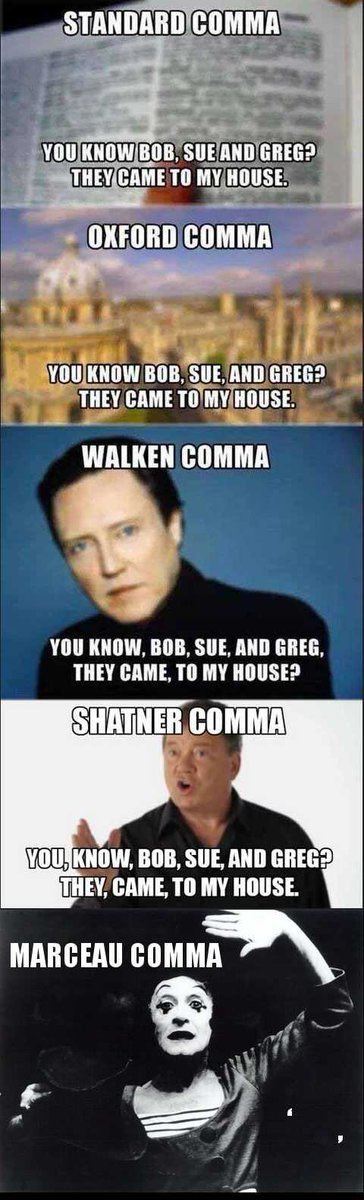 Sure, You Got A's in English—But Do You Know Where Commas