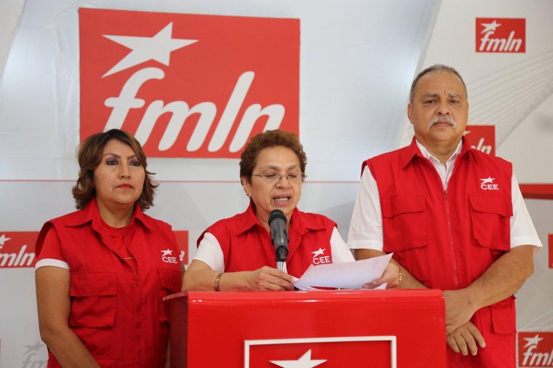 Convención Nacional del FMLN elegirá a tres organismos especializados-VerdadDigital.com-