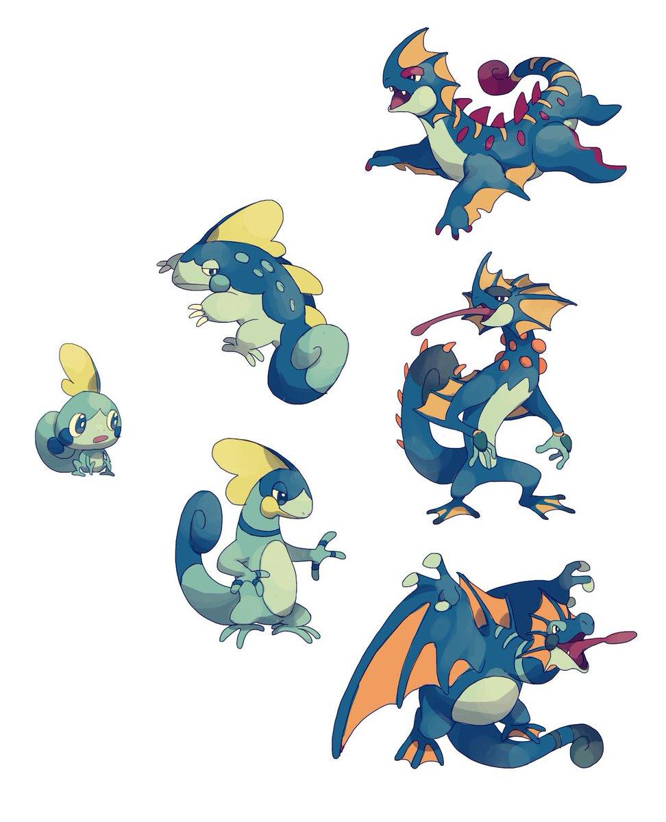 Las evoluciones de los POKEMON iniciales del nuevo pokemon decepcionan. - ForoCoches