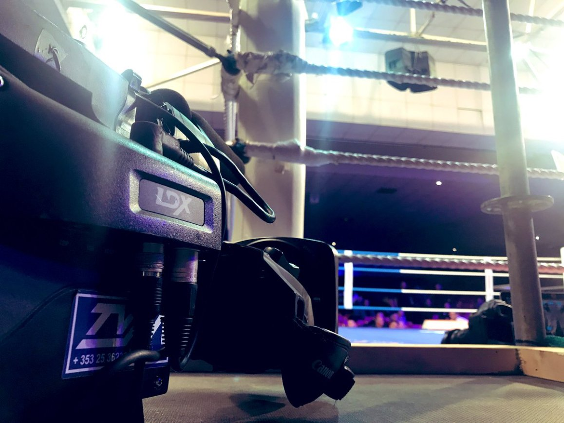 test Twitter Media - It's Boxing Time for Nemeton/TG4 live from the National Stadium Dublin for the National Elite Championship Finals 2019 https://t.co/C3zmr3jzkC