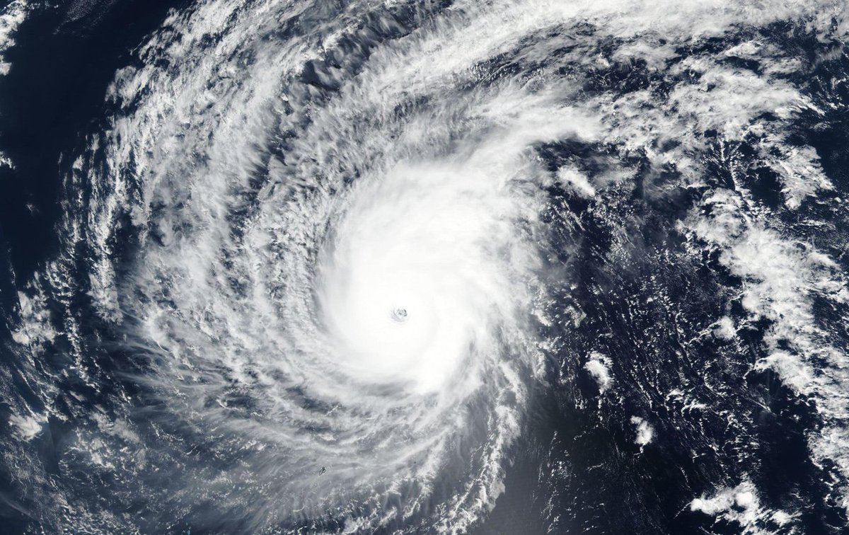 hight resolution of  satellite snapped a visible image of the storm that revealed a clear eye https blogs nasa gov hurricanes tag 02w 2019 pic twitter com uhd7ur5abc