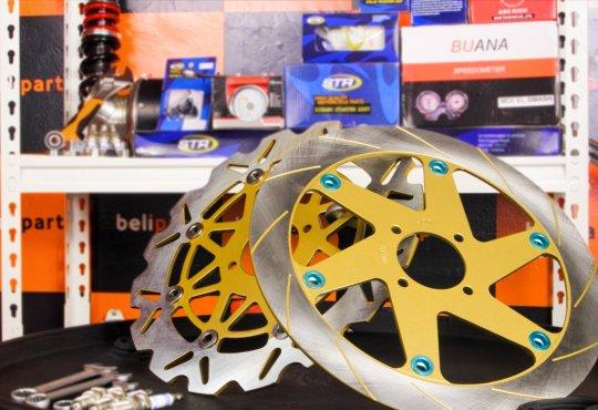 komponen atau sparepart motor
