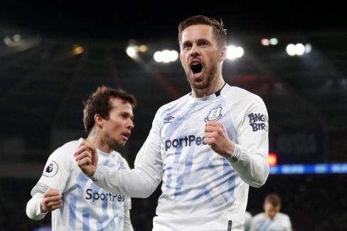 Cardiff City 0-3 Everton Highlights