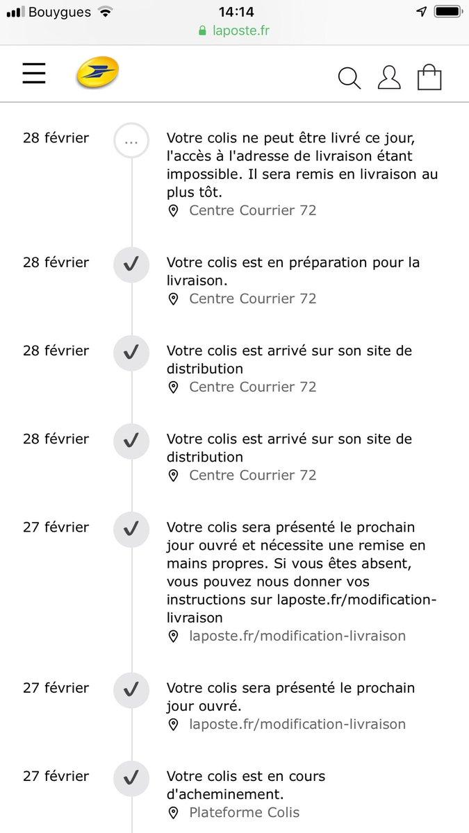 Colis En Cours D Acheminement Combien De Temps : colis, cours, acheminement, combien, temps, Boycottcolissimo