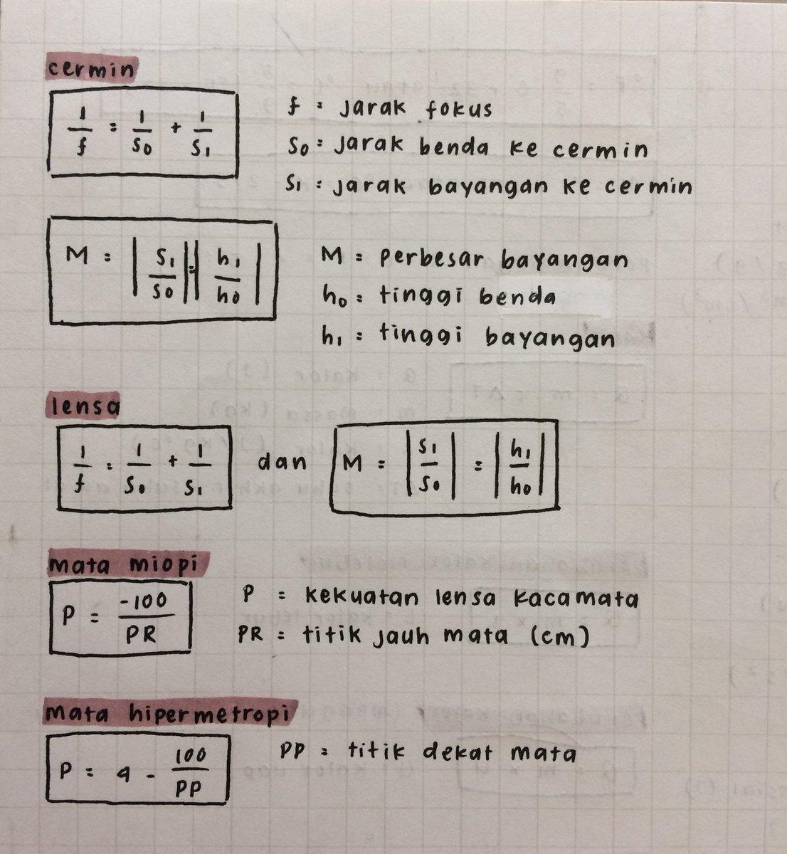 Mulai dari kecil kita diharuskan belajar menghitung angka 1. Nadha On Twitter Kumpulan Rumus Matematika