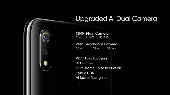 Realme 3 launched in India with Helio P70 SoC and Dual Rear