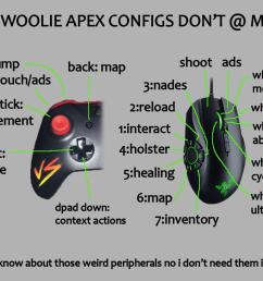 woolie vs conbravo on twitter saturday hangouts at 8pm est on https t co xuc3tpbikd daemon ex machina demo apex legends maybe other stuff  [ 1384 x 1038 Pixel ]