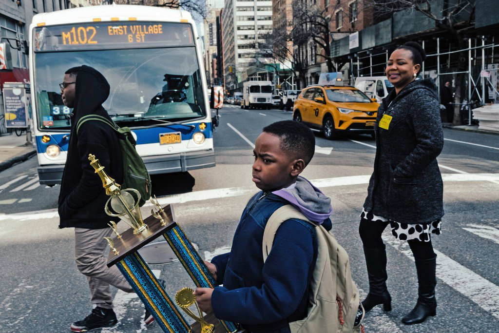 D12yMlHX0AA3FvG - [Photos]: This Young Nigerian Boy Is Now A Champion In US After Fleeing From Boko Haram