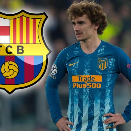 5fa698a6d56 Barcelona To Make New Antoine Griezmann Move With Atletico Madrid Ace  Available For £100m