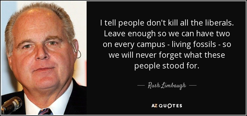 Image result for kill all liberals