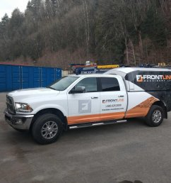 thanks to jpattisonlease frontlineequip is adding this new service truck to their fleet [ 1200 x 900 Pixel ]