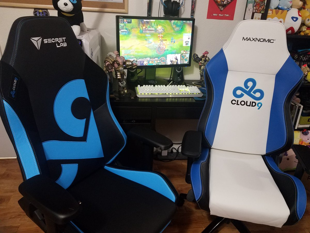 Cloud 9 Gaming Chair C9 Zaafiel On Twitter