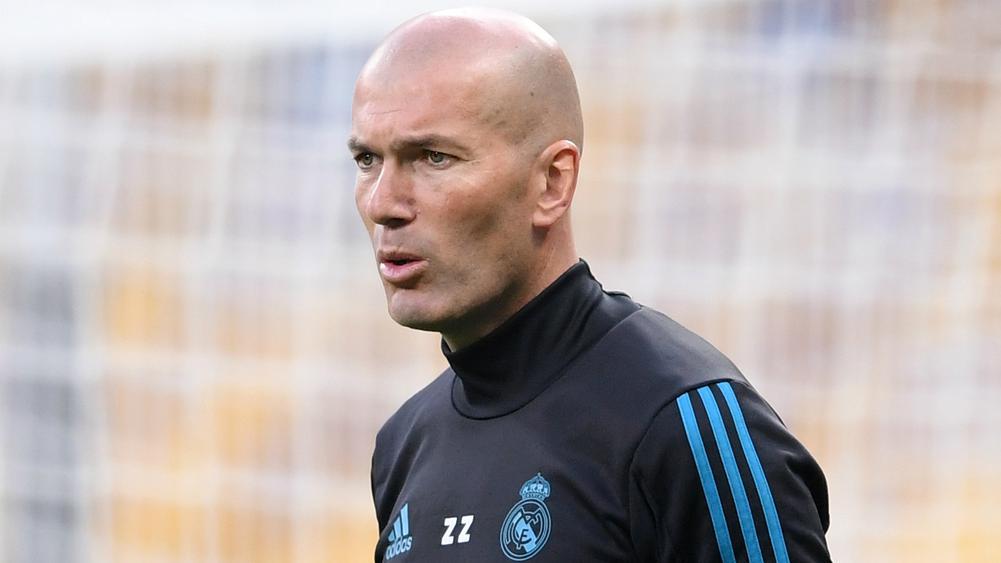 D1ZTqKpXcAA4w0y - BREAKING: Zinedine Zidane Back At Real Madrid