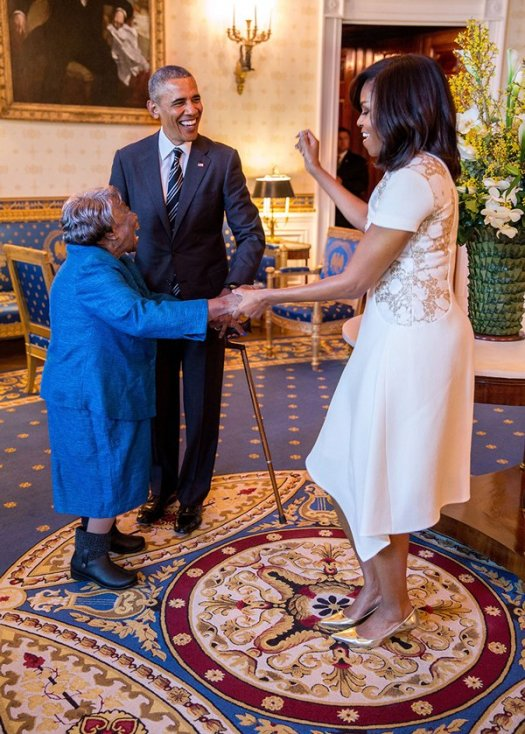 What a great moment. Happy 110th, Virginia.