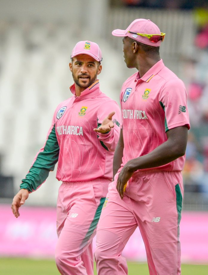 JP Duminy to Retire From ODIs After the ICC World Cup