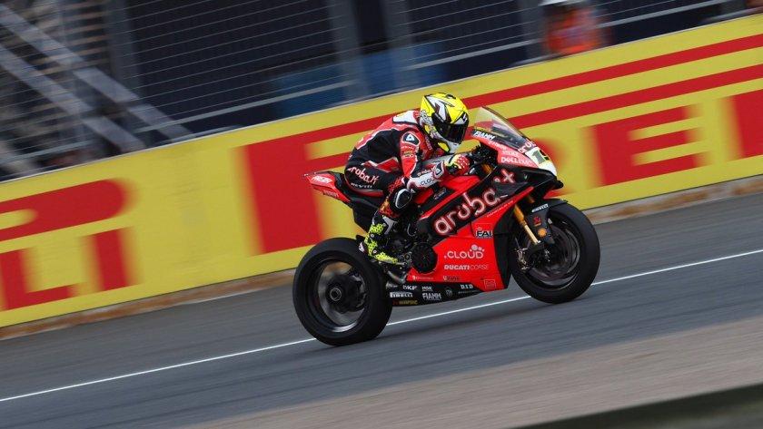 Superbike Gara 1 Thailandia