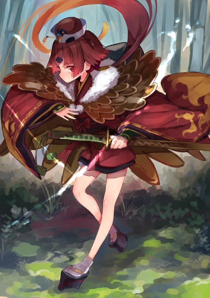 fgo 【畫像】強くて可愛くてかっこわいい紅閻魔ちゃんwwwwwww