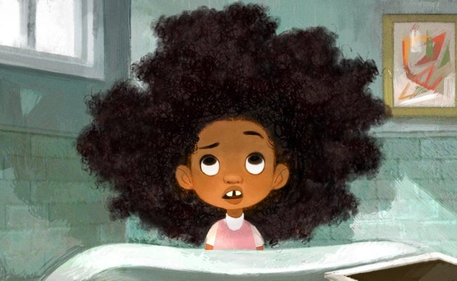 Matthew A Cherry S Hair Love Acquired By Sony Pictures