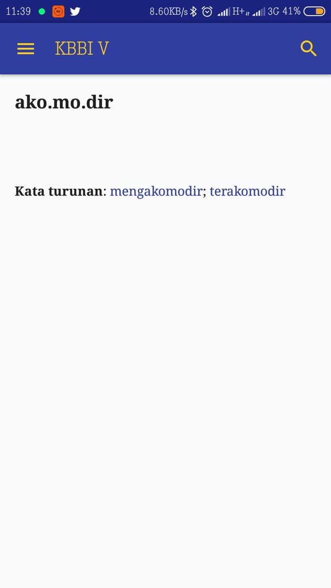 Akomodasi Kbbi : akomodasi, Cinta, Twitter:,