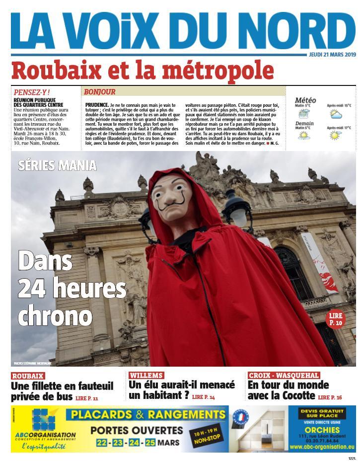 Lire Le Journal Le Monde Gratuitement : journal, monde, gratuitement, Roubaix, Twitter:,