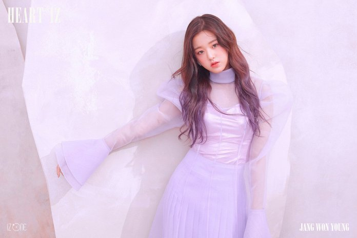 Image result for wonyoung izone teaser