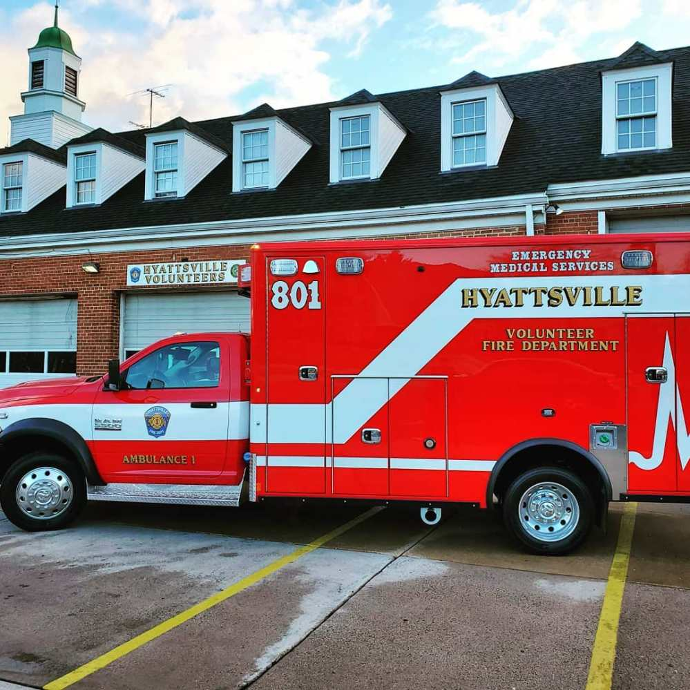 medium resolution of  hyattsville vfd hyattsvillevfd twitter on wheeled coach ambulance wiring