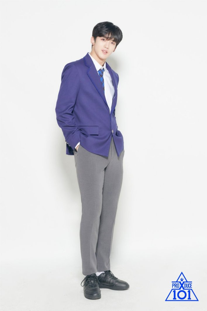 Image result for Kim Yohan produce x 101 site:twitter.com