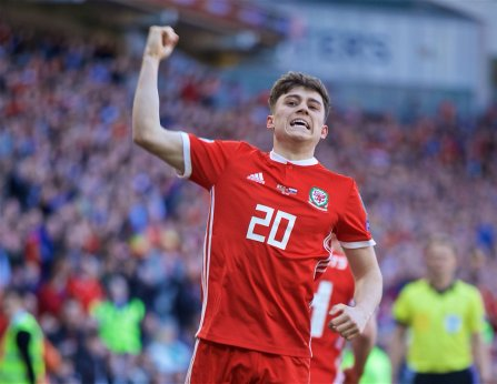 Wales vs Slovakia euro 2020 qualification - 24 march 2019
