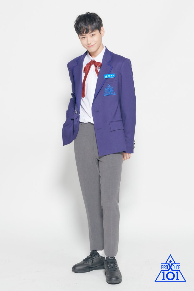 Image result for lee sejin produce x site:twitter.com
