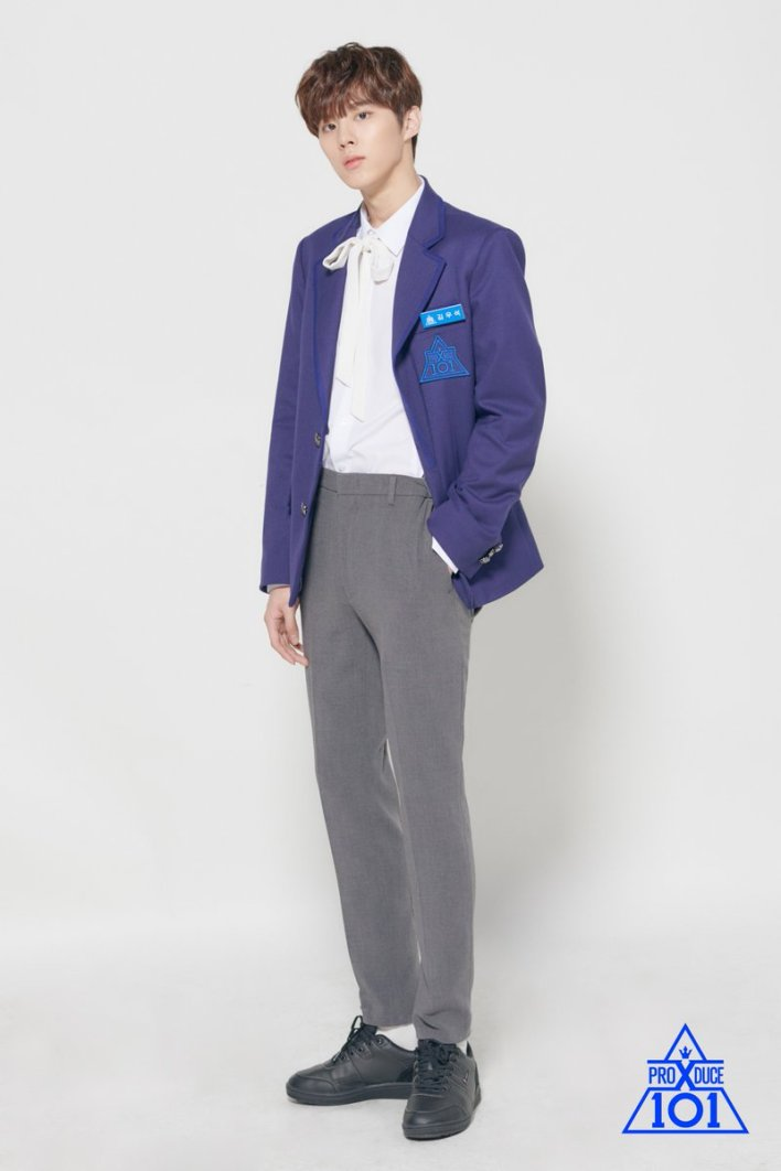 Image result for wooseok produce x 101 site:twitter.com