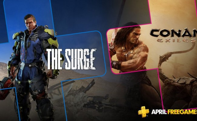 Free Playstation Plus Games For April 2019 Playstation 4