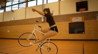 Meet Viola Brand – Bicycle Artistic Rider