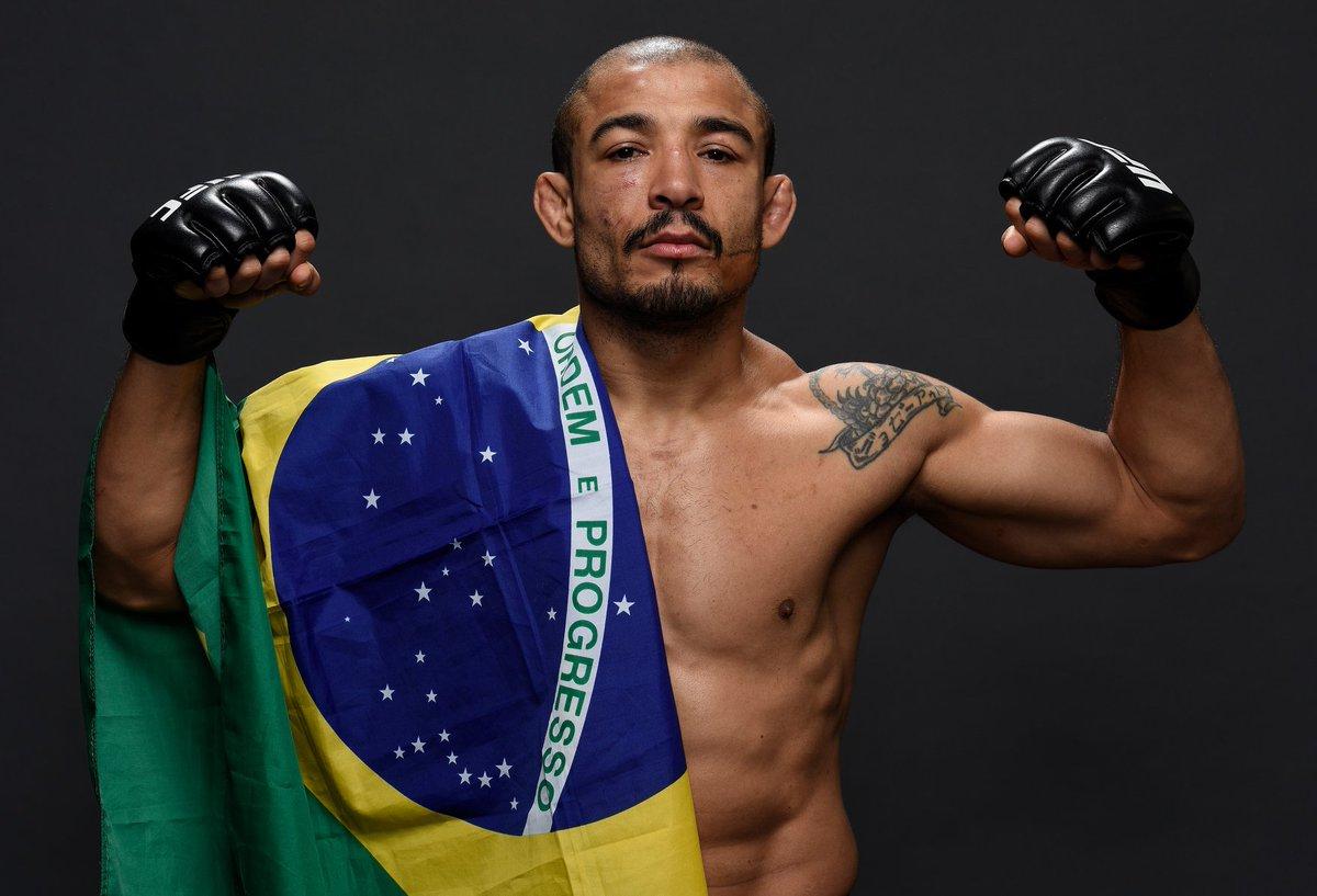 Jose Aldo next fight: Former UFC featherweight champion to face Pedro Munhoz at UFC 265